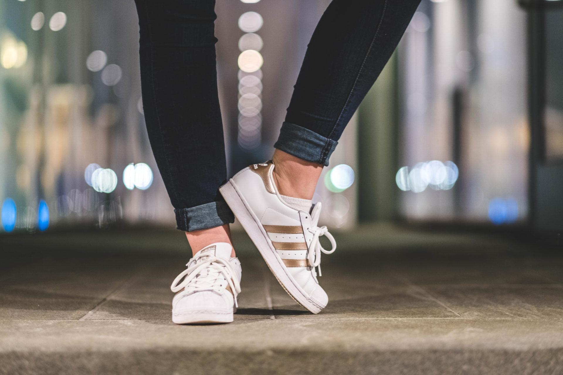 How to Wear Adidas Superstar Sneakers